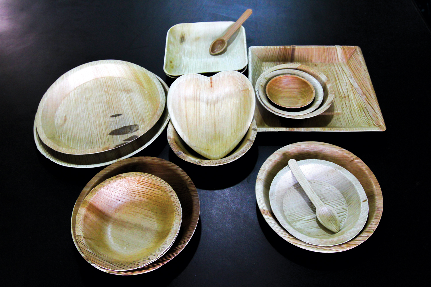 Crafting eco-friendly utensils