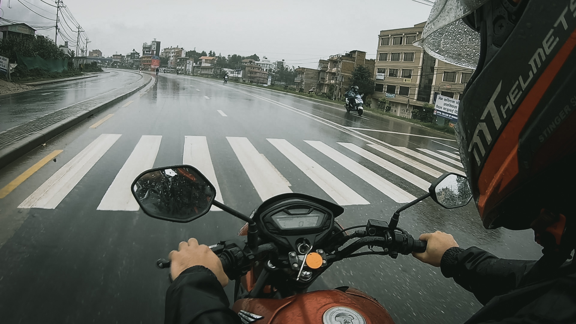 Taking your bike for a spin this monsoon? Here are things to consider