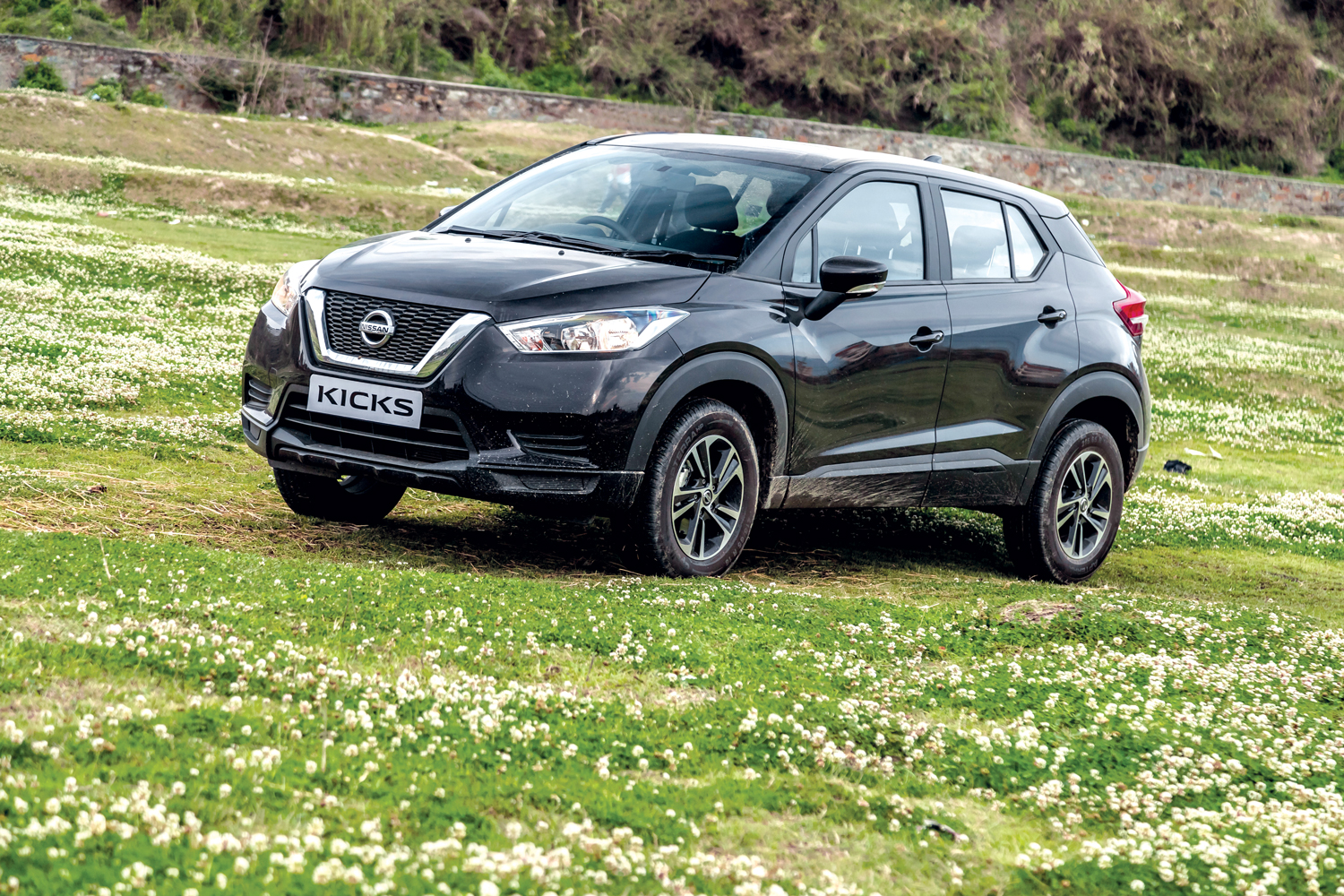 Nissan Kicks: First Innings