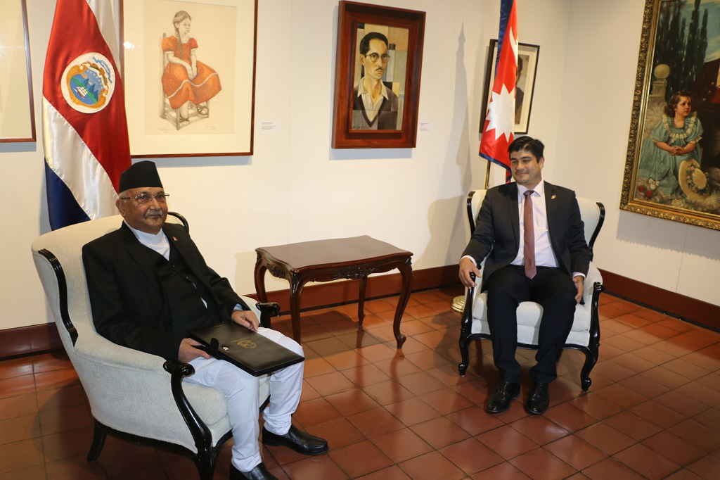 Oli wants to diversify Nepal's relations. Is he on the right track?