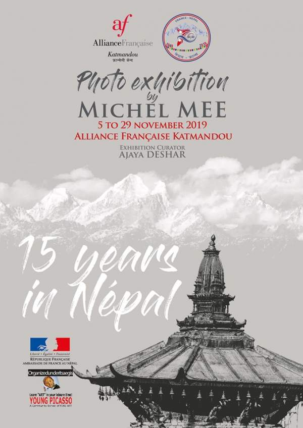 Photo Exhibition by Michel Mee