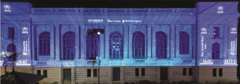 Bold new world of projection mapping
