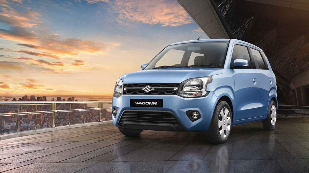 2019 Suzuki WagonR launched in India