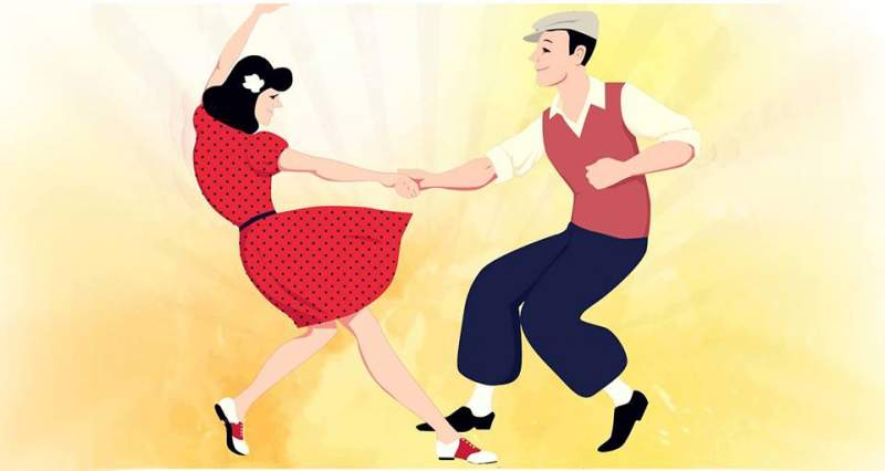 swing dance in lalitpur