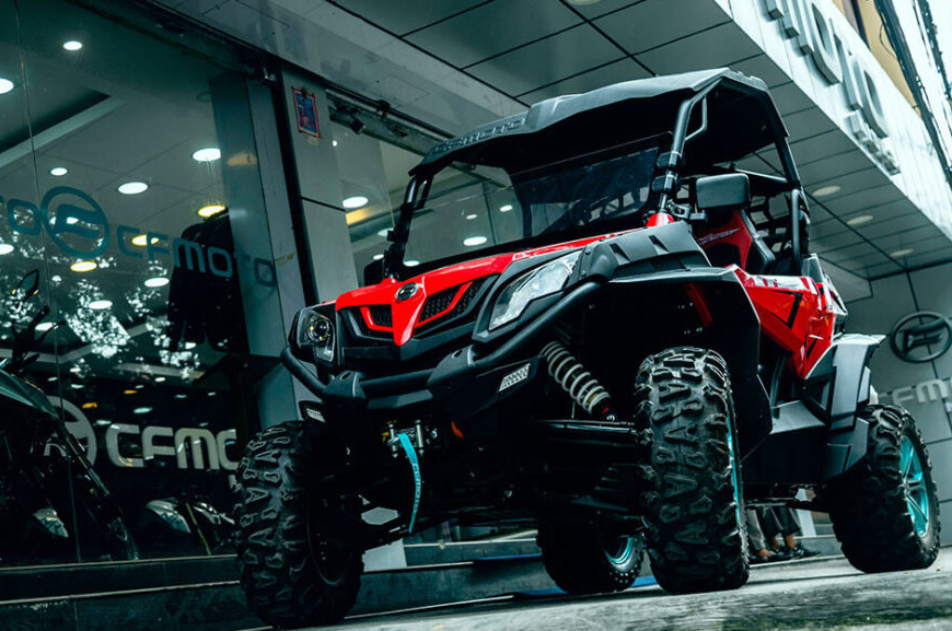 CFMoto ZForce 500 EX: Everything you need to know about the UTV
