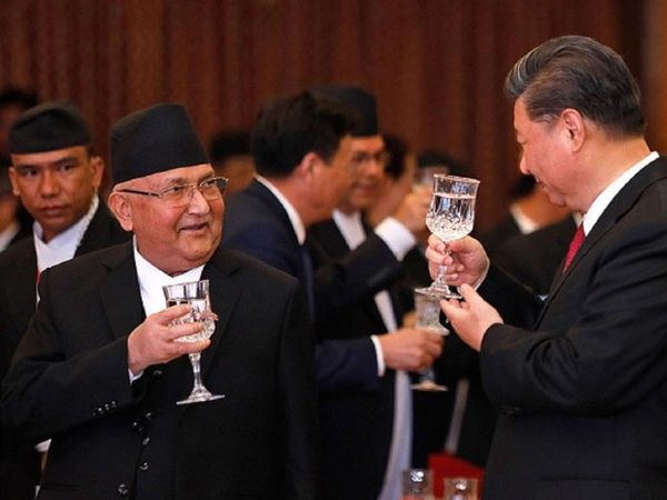 Could Nepal be third front in India-China war?